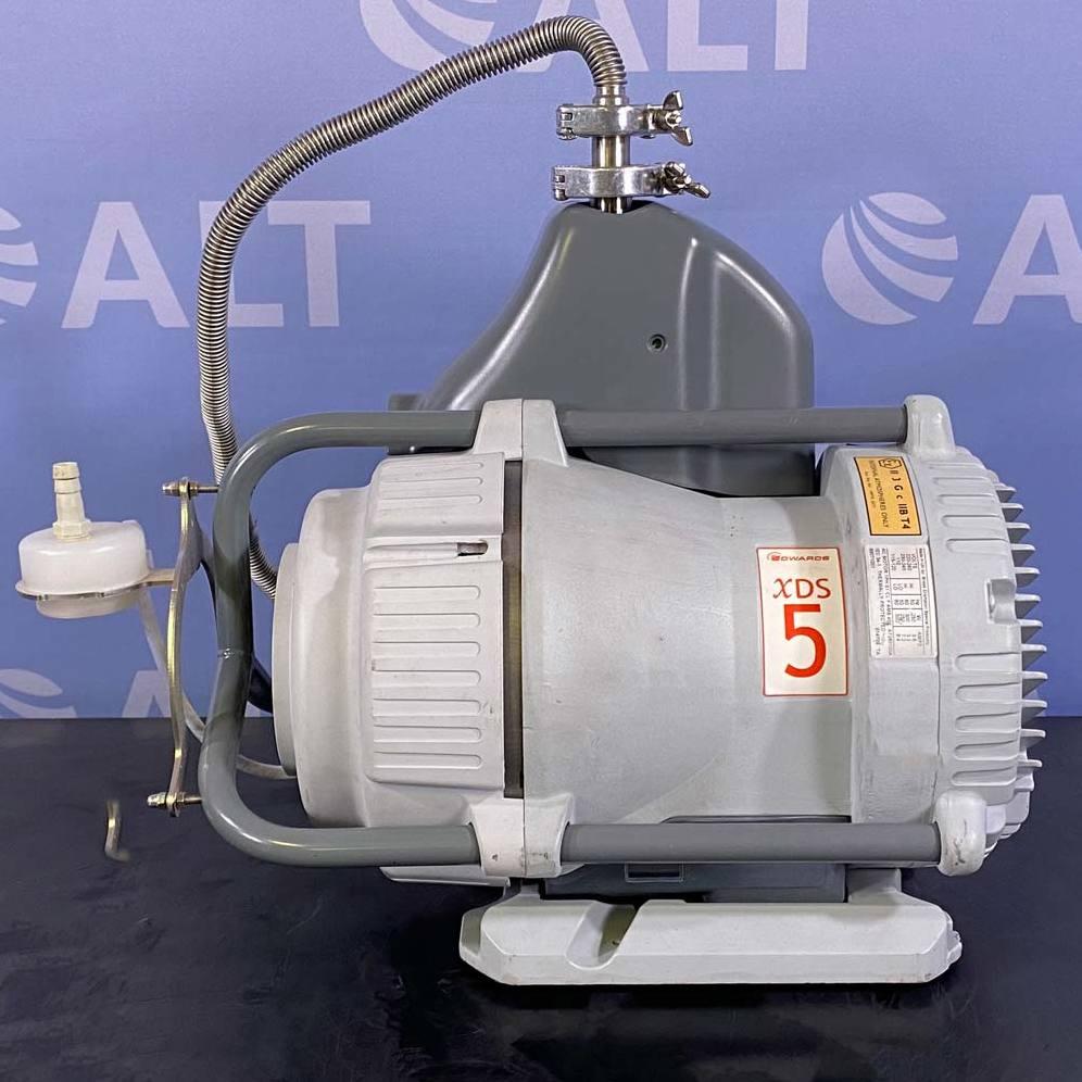 GeneVac HT-4X Series II Evaporating System with Genvac (BOC Edwards)  Scroll Pump Model XDS5 Image