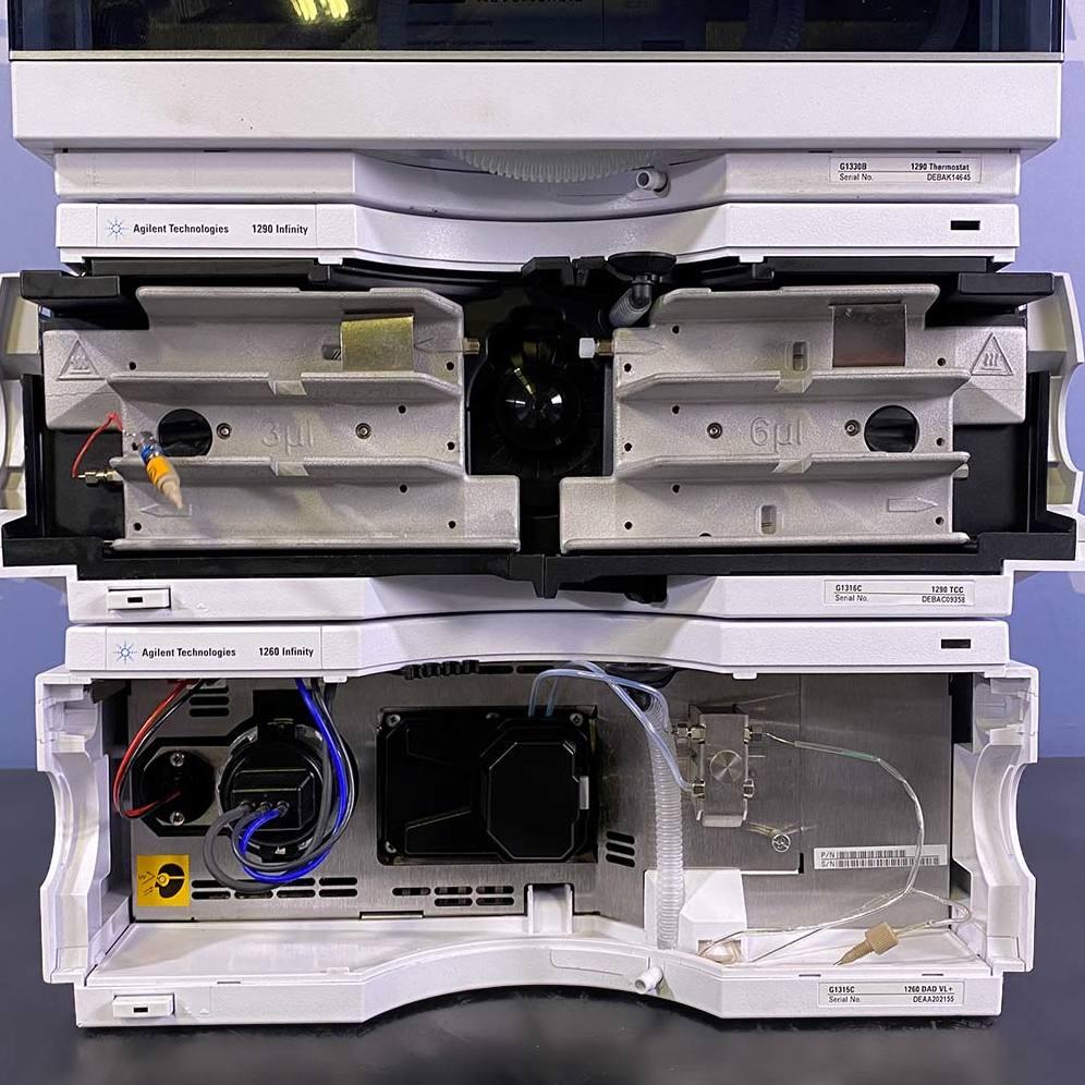 Agilent Technologies 1260/1290 Infinity HPLC System Image