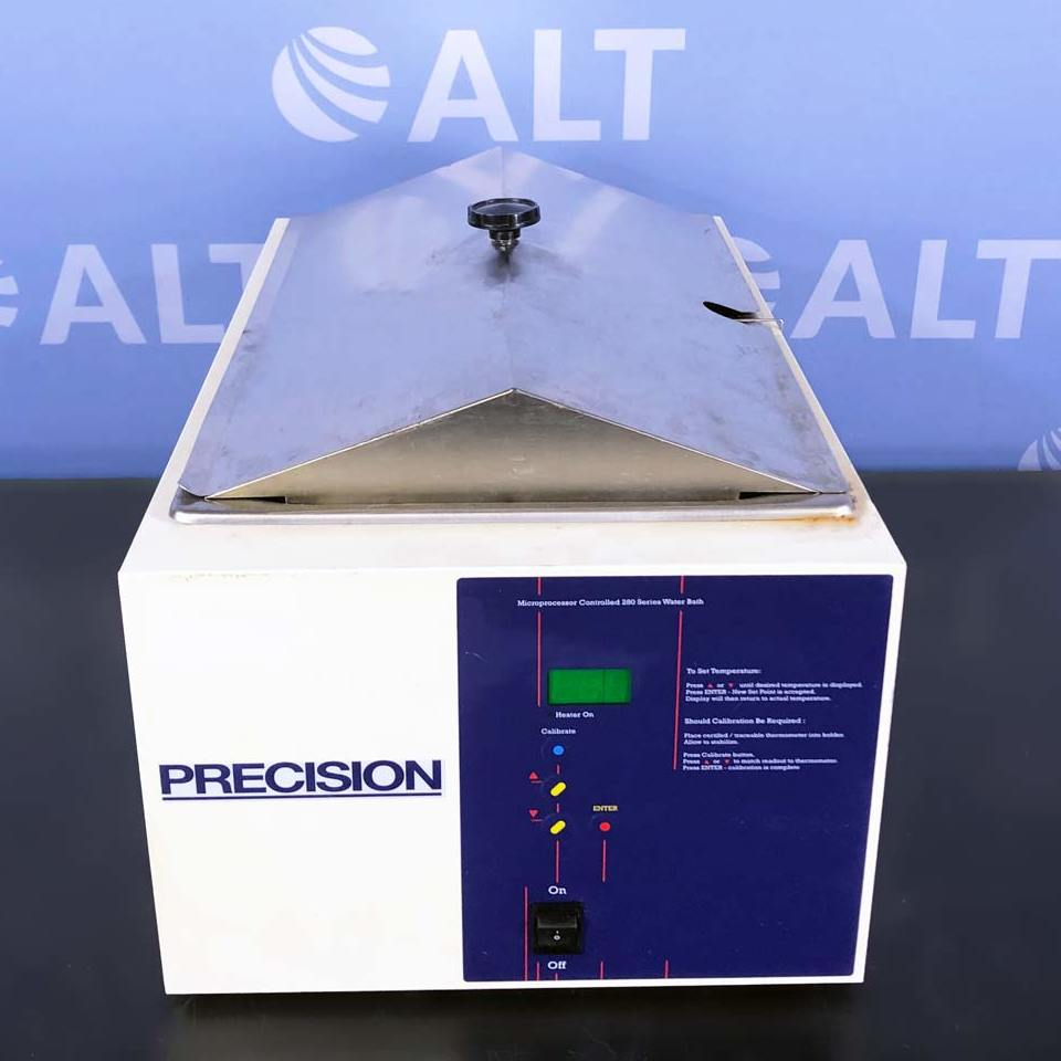 Precision Model 285 General Purpose Water Bath Image