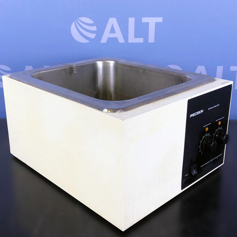 Precision Model 182 Water Bath CAT No. 51222075 Image