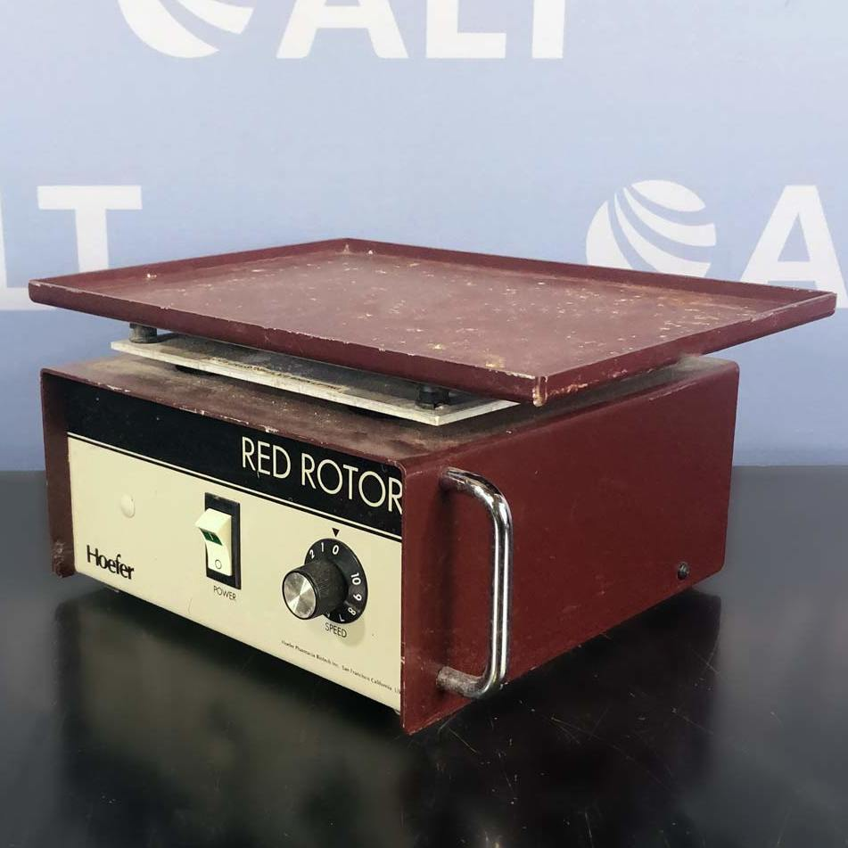 Hoefer Scientific Red Rotor Model #PR70-115V Image
