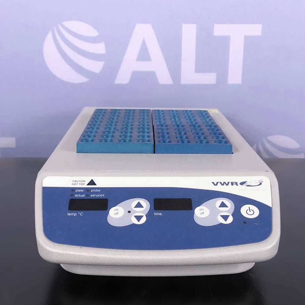 VWR Digital 4 Block Heater 120 Image