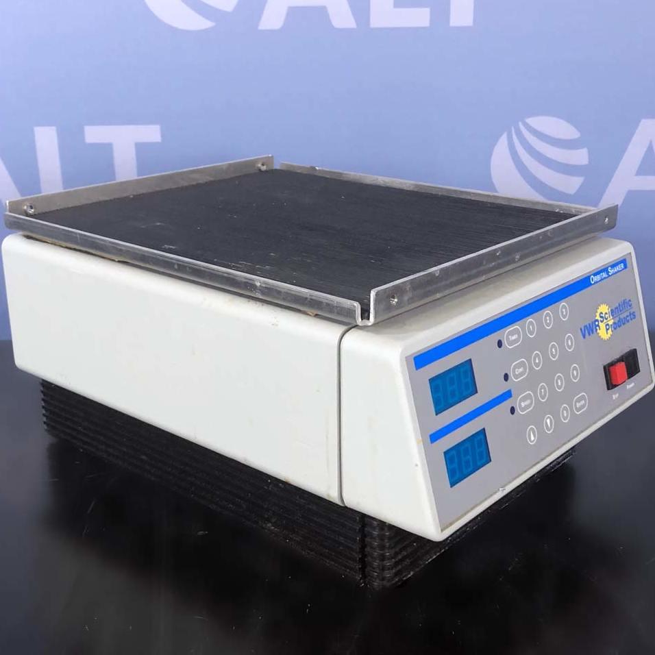 VWR Scientific Digital Orbital Shaker Model 57018-754 Image