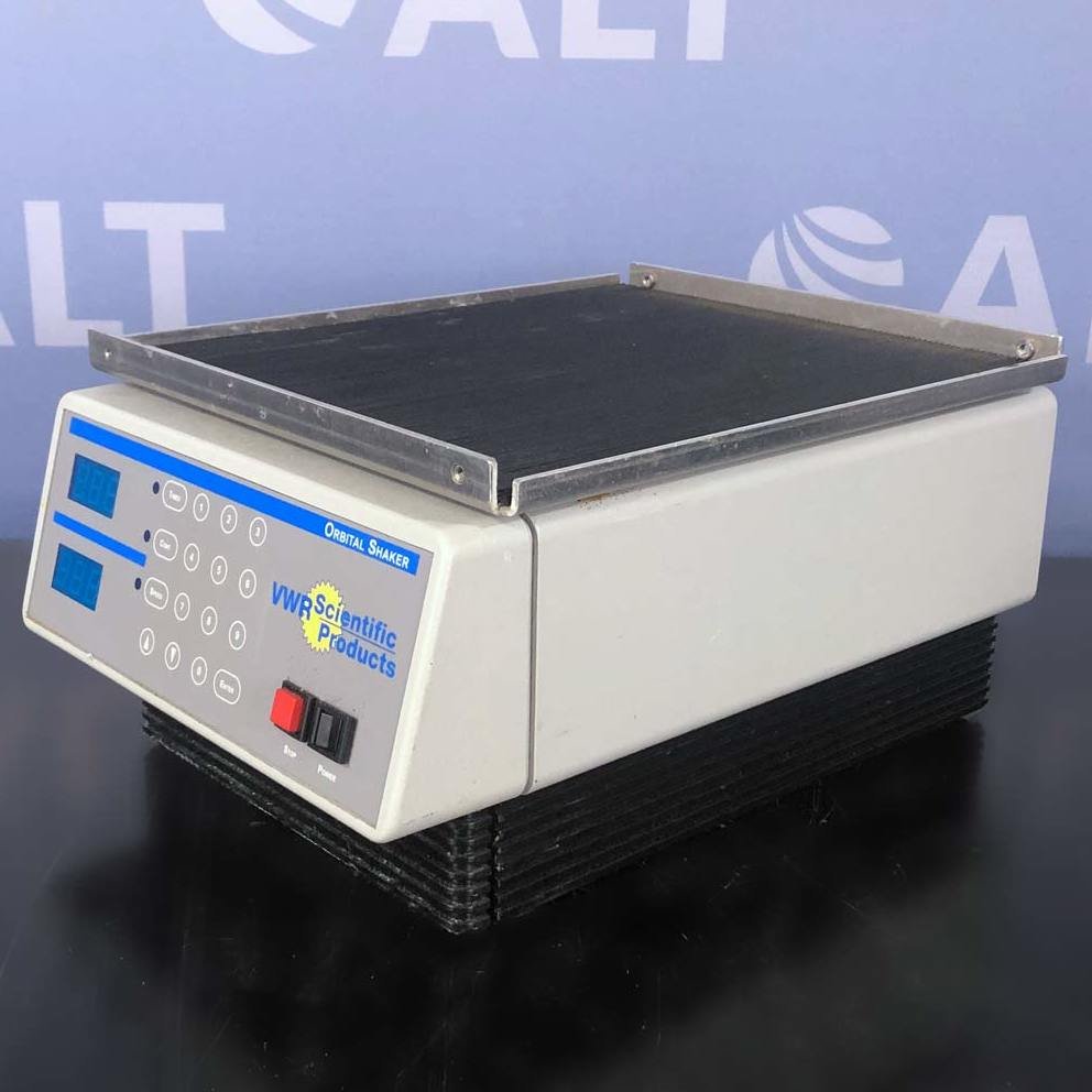 VWR Scientific Digital Orbital Shaker Model 57018-754 Image