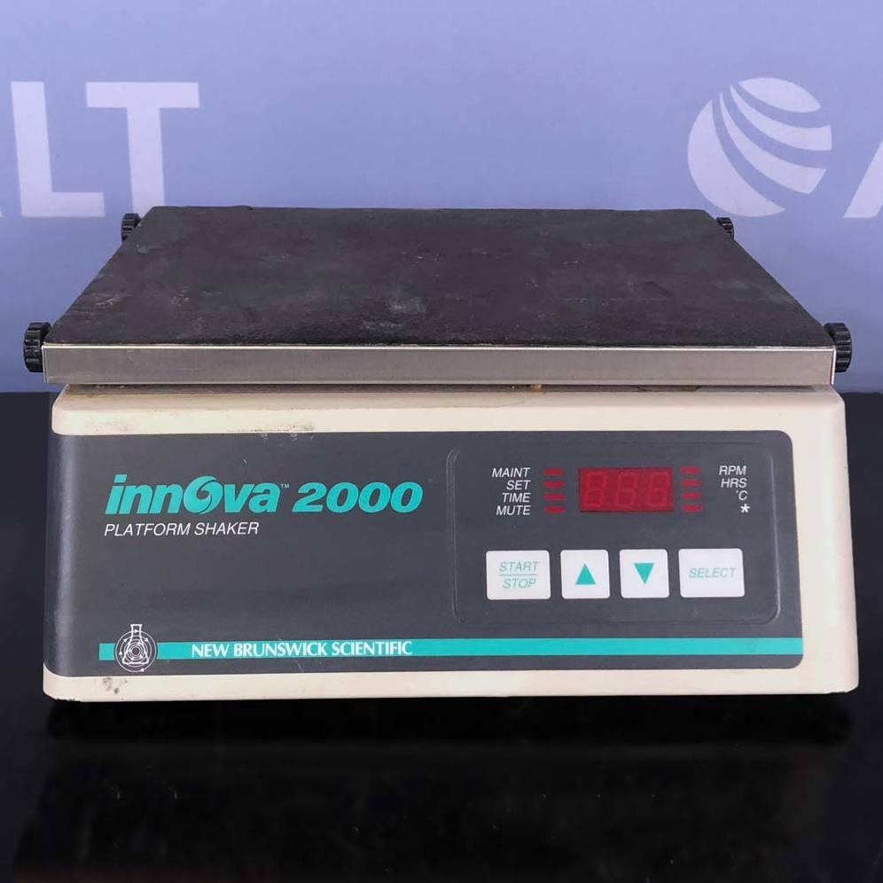 Innova 2000 Open Air Platform Shaker Name