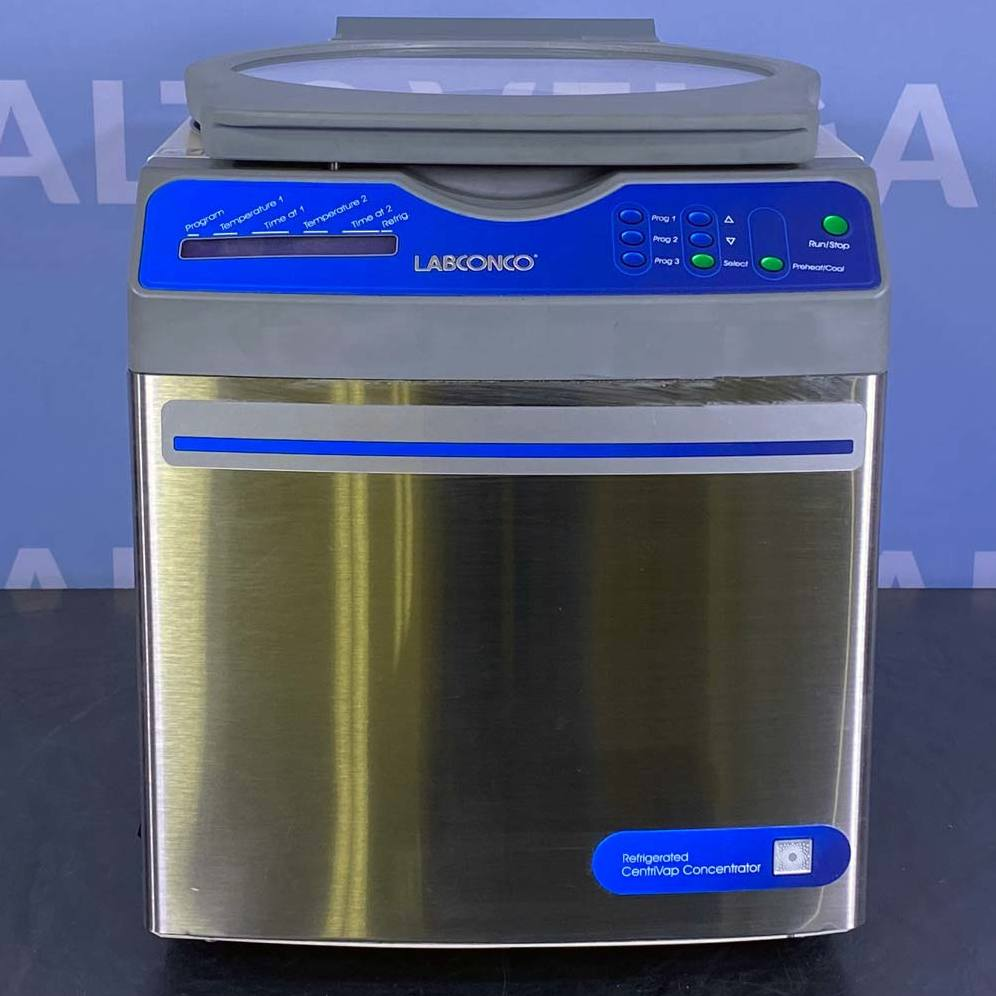 Labconco Refrigerated Centrivap Concentrator With CentriZap Strobe Light Image