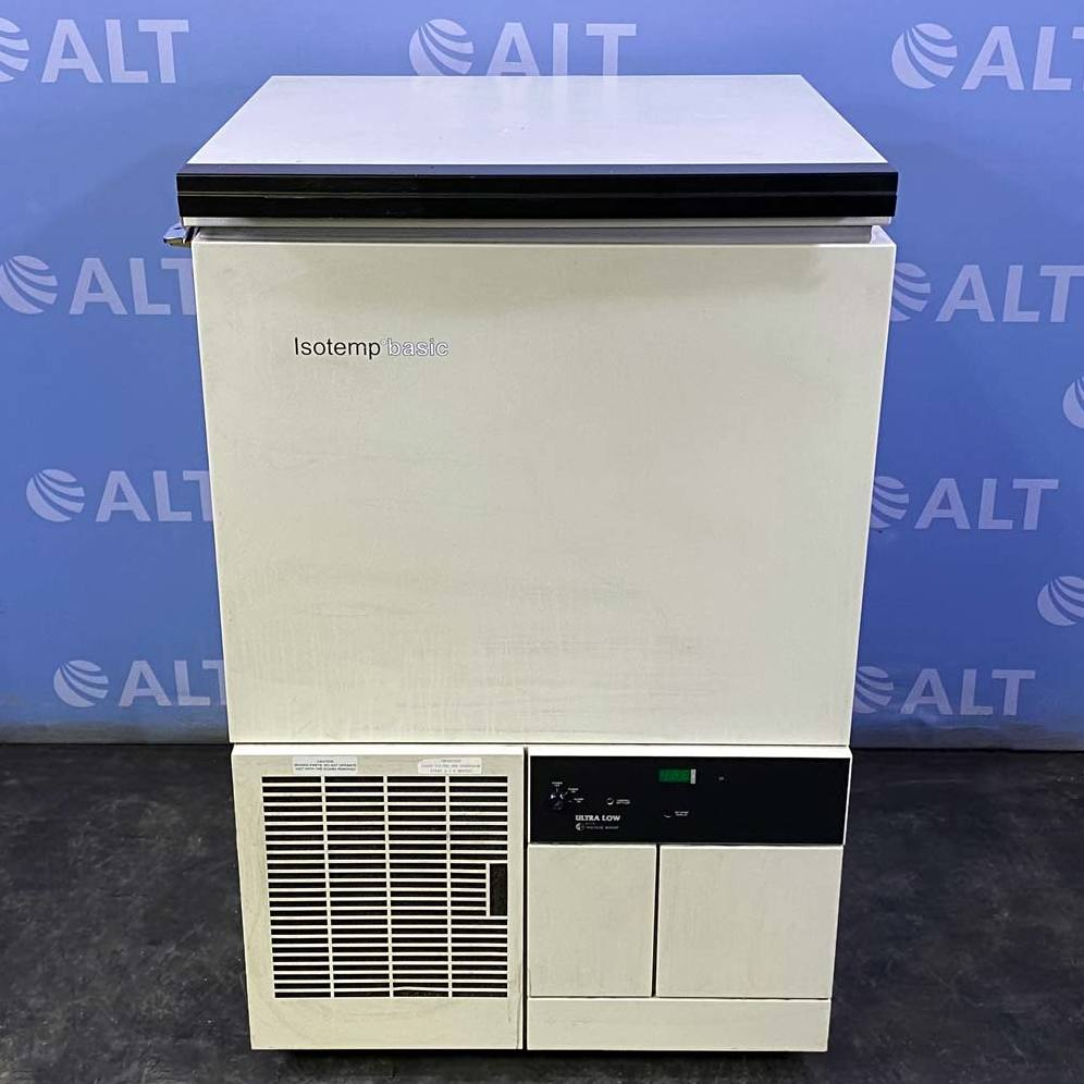 Fisher Scientific IsoTemp Basic Ultralow -86C Lab Freezer, Model C90-3A35 Image