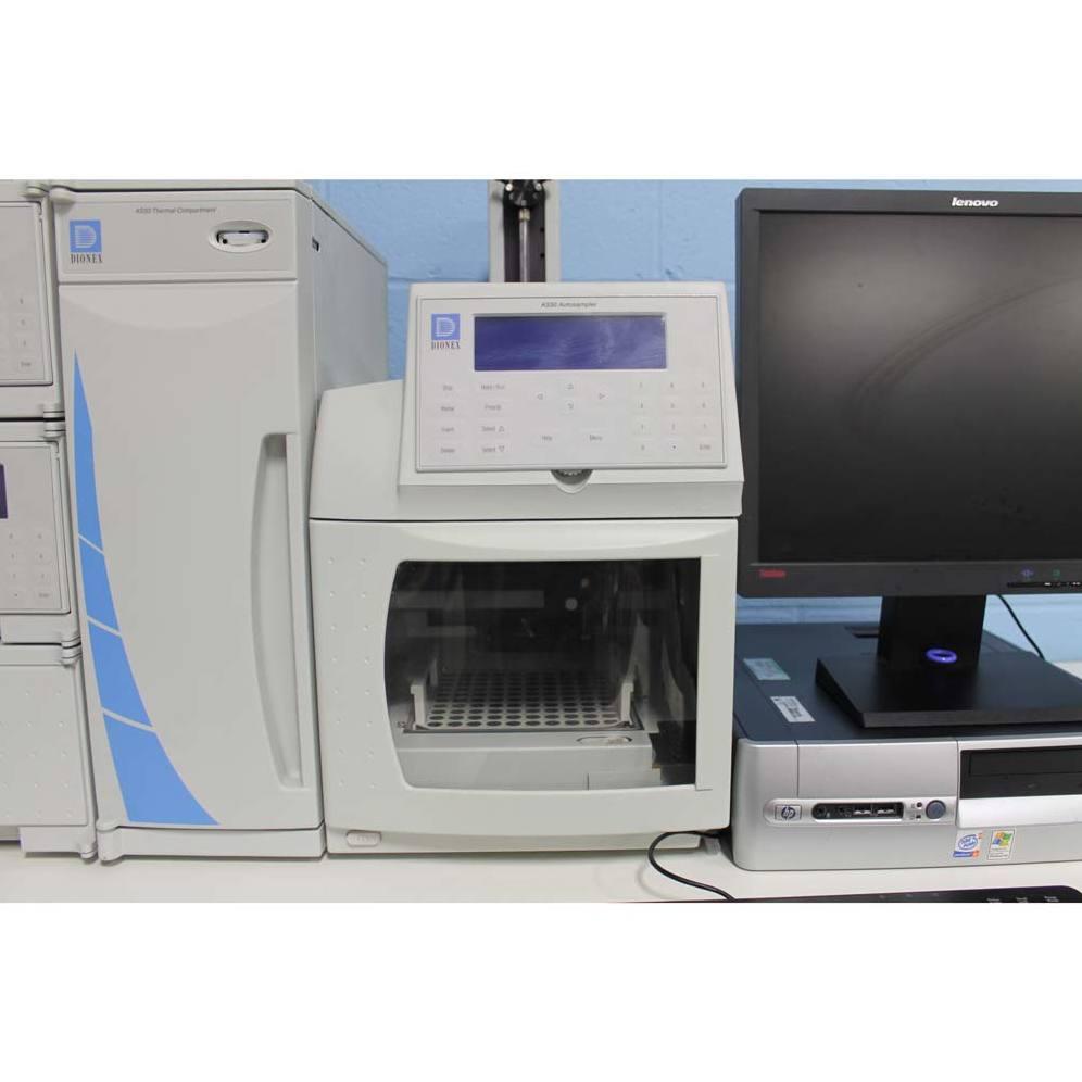 Dionex Ion Chromatography System Image