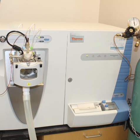 Thermo Scientific LTQ XL Linear Ion Trap Mass Spectrometer with Ultimate 3000 UPLC LCMS System Image