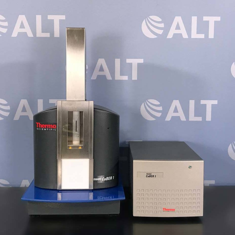 Thermo Scientific HAAKE CaBER 1 Capillary Breakup Extensional Rheometer Image