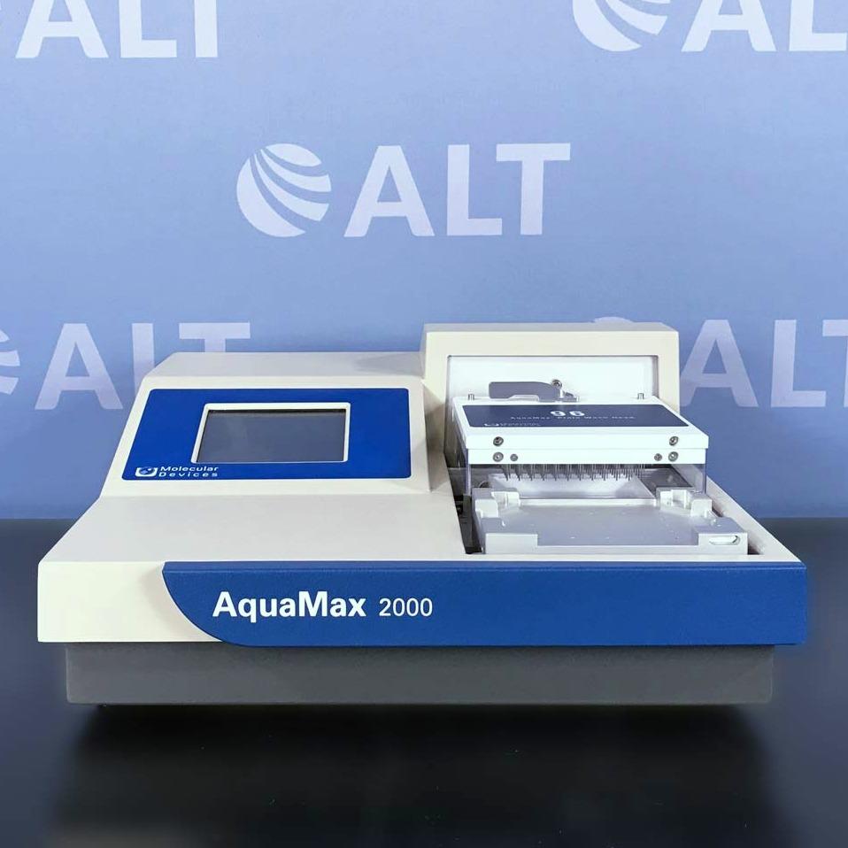 AquaMax 2000 Microplate Washer Name