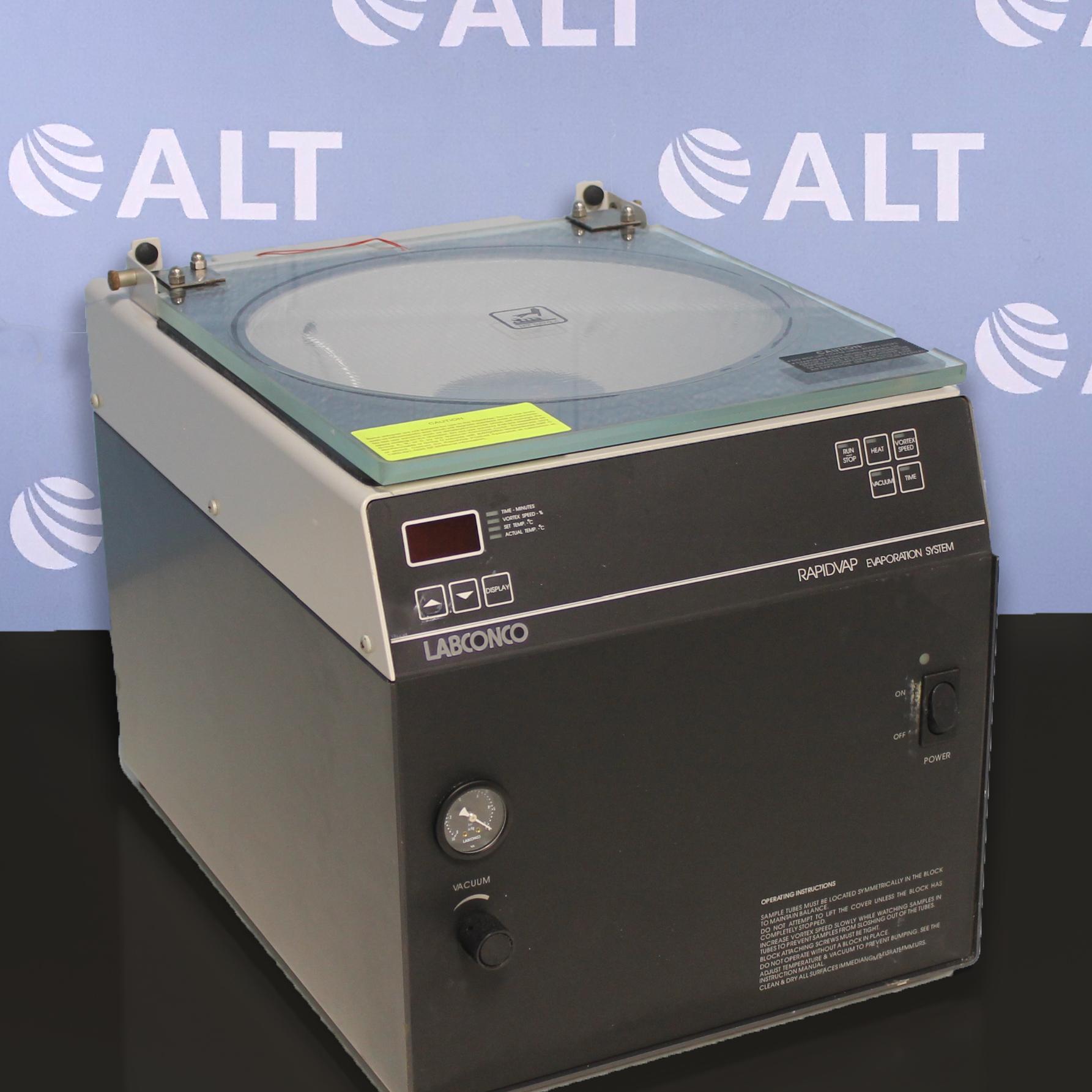 Labconco RapidVap Evaporation System Image