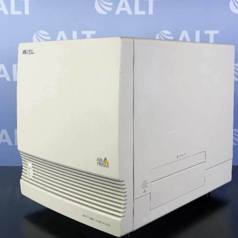 Applied Biosystems ABI Prism 7900HT Real-Time PCR System Image