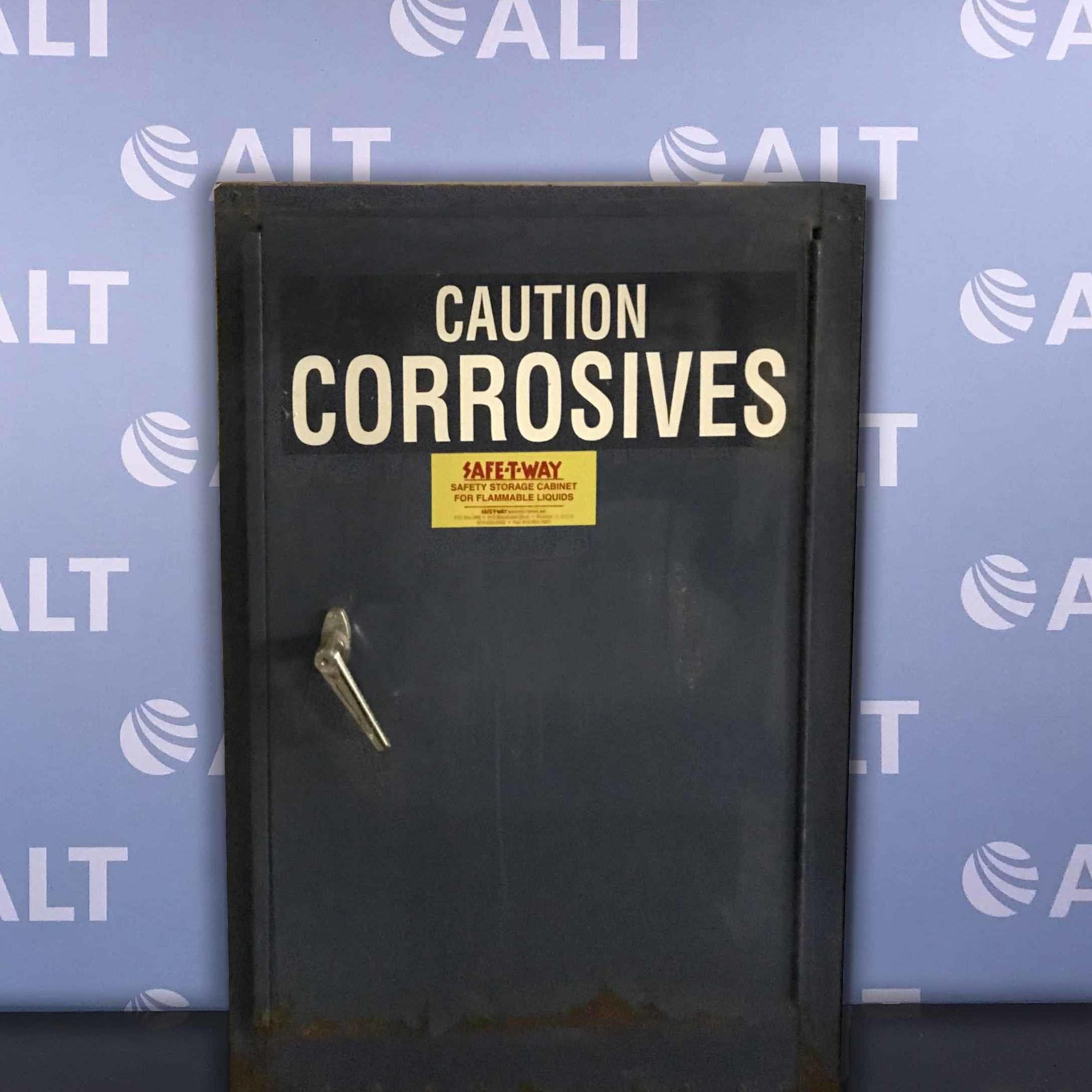 Acid/Corrosive Cabinet 12 Gallon Name