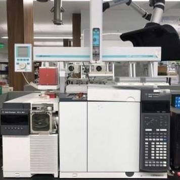 Agilent Technologies 7890B GC System with 5977A Inert MSD Turbo EI & CTC Analytics Leap Combi PAL Autosampler Image