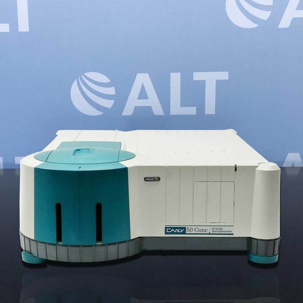Cary 50 Conc UV-VIS Spectrophotometer Name